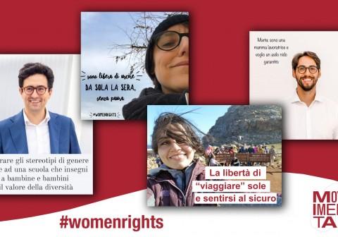 Diritti che mancano, Donne che ispirano